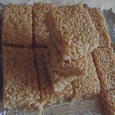 Receta de barritas caseras de cereal | Cocina