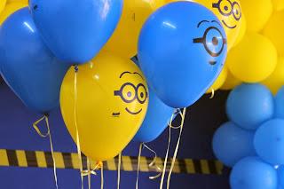 51 Ideias para Festa Tema Minions