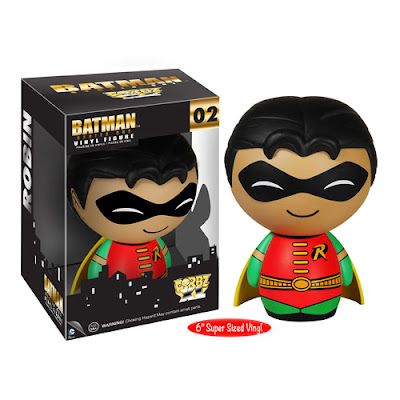 "DC Comics Robin Dorbz XL 6"" Vinyl Figure by Funko"