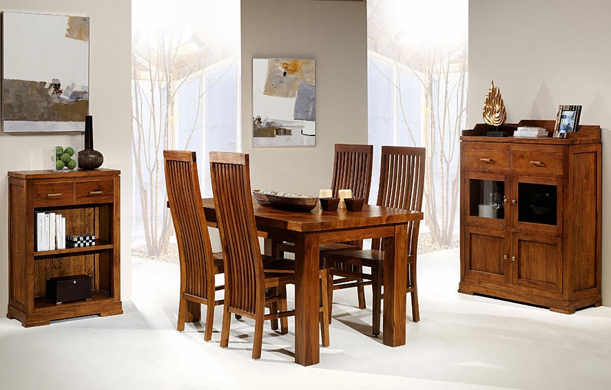 Los muebles de comedor b sicos decoraci n de dormitorios for Fotos muebles comedor