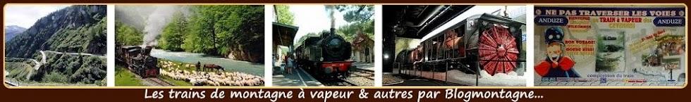 ➽  Les trains de montagne par blogmontagne  ~