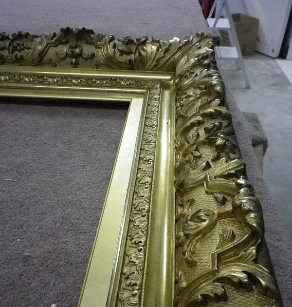 Glasses Frame Repair Liverpool : Framemaker: Great antique frame