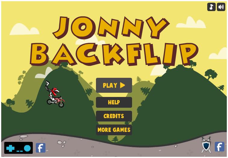 Armor Game : Jonny Backflip