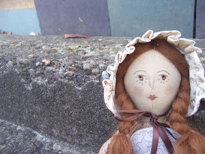 Lottie, a Gail Wilson Doll