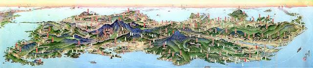 Pélerinage des 88 temples de Shikoku