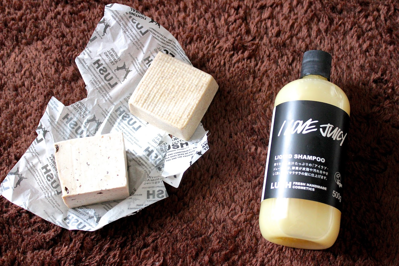 Little Lush Haul