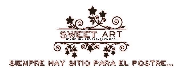 Sweet Art...siempre hay sitio para el postre