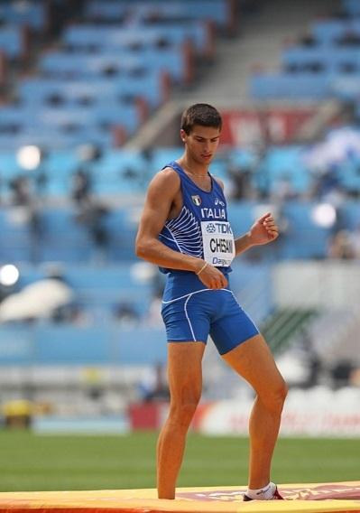 Silvano Chesani atleticanews Silvano Chesani oggi in gara nel salto in