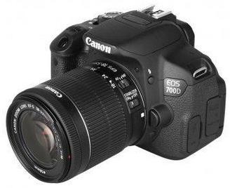 Harga dan Spesifikasi Kamera DSLR Canon EOS 700D