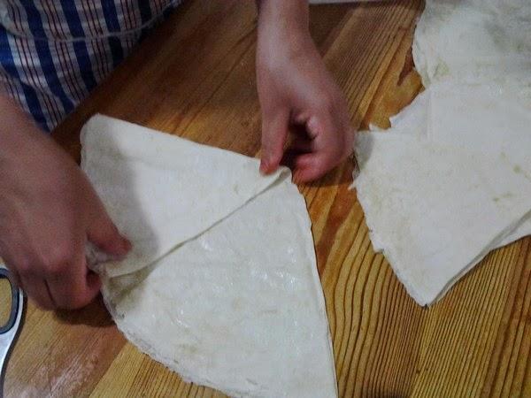 طريقة تحضير سيكار الكفتة و الجبن