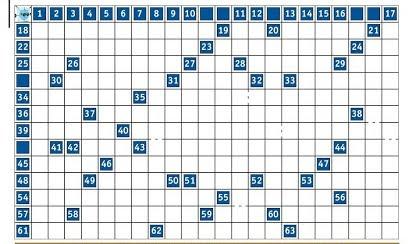 1. kolo 11. Prvenstva Hrvatske u enigmatici