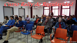 CURSO RALLY REGULARIDAD