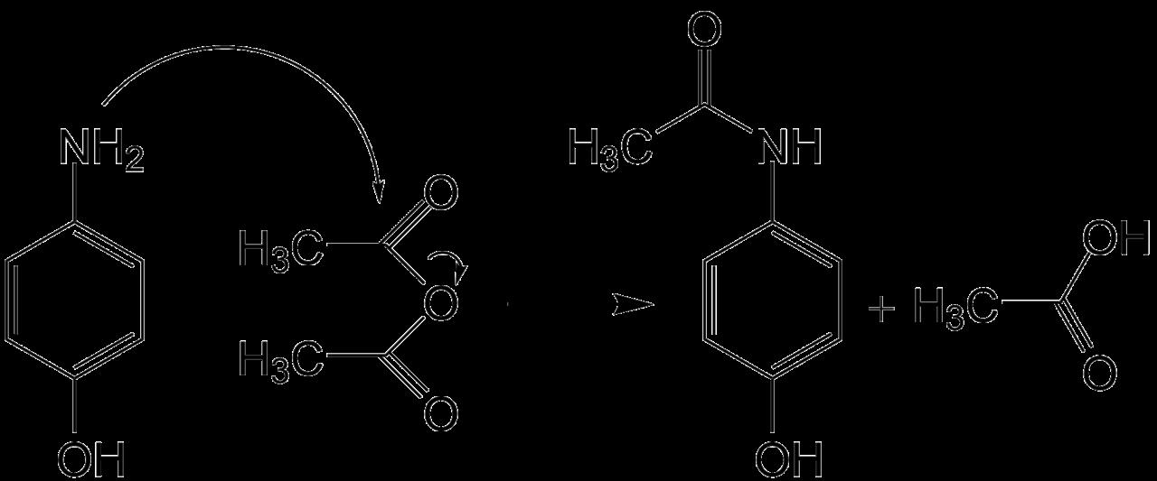 Quimica Organica: Paracetamol (Acetaminofén)