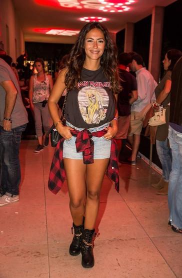 Look de Sofia Ribeiro - Festival Super Bock Super Rock