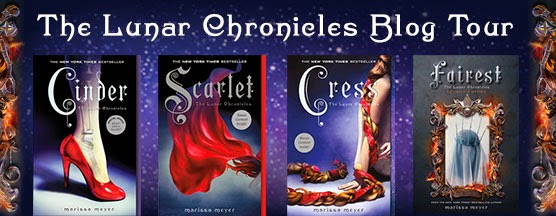 Lunar Chronicles Fairest