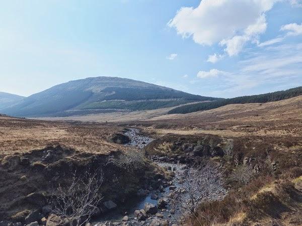 écosse scotland skye highlands randonnée fairy pools