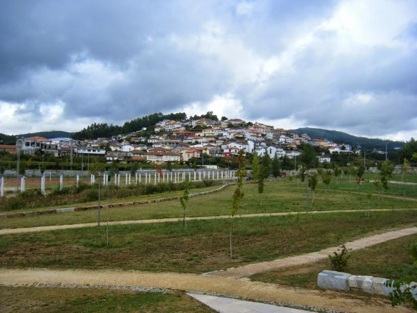 Vila Chã no Parque Urbano Vale de Cambra