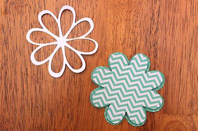 Layered Flower Tutorial by Juliana Michaels