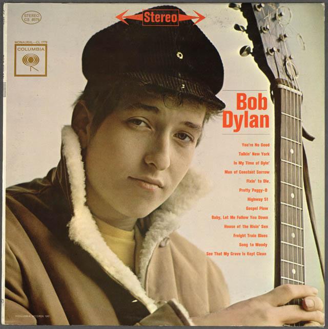 Bob Dylan - Bob Dylan album cover