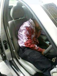 Guru ditembak sehingga mati