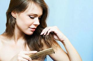 Tips Cara Merawat Rambut Rontok Alami dan Tradisional