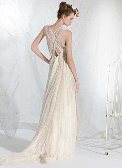 Bohemian Wedding Dresses Inspiring