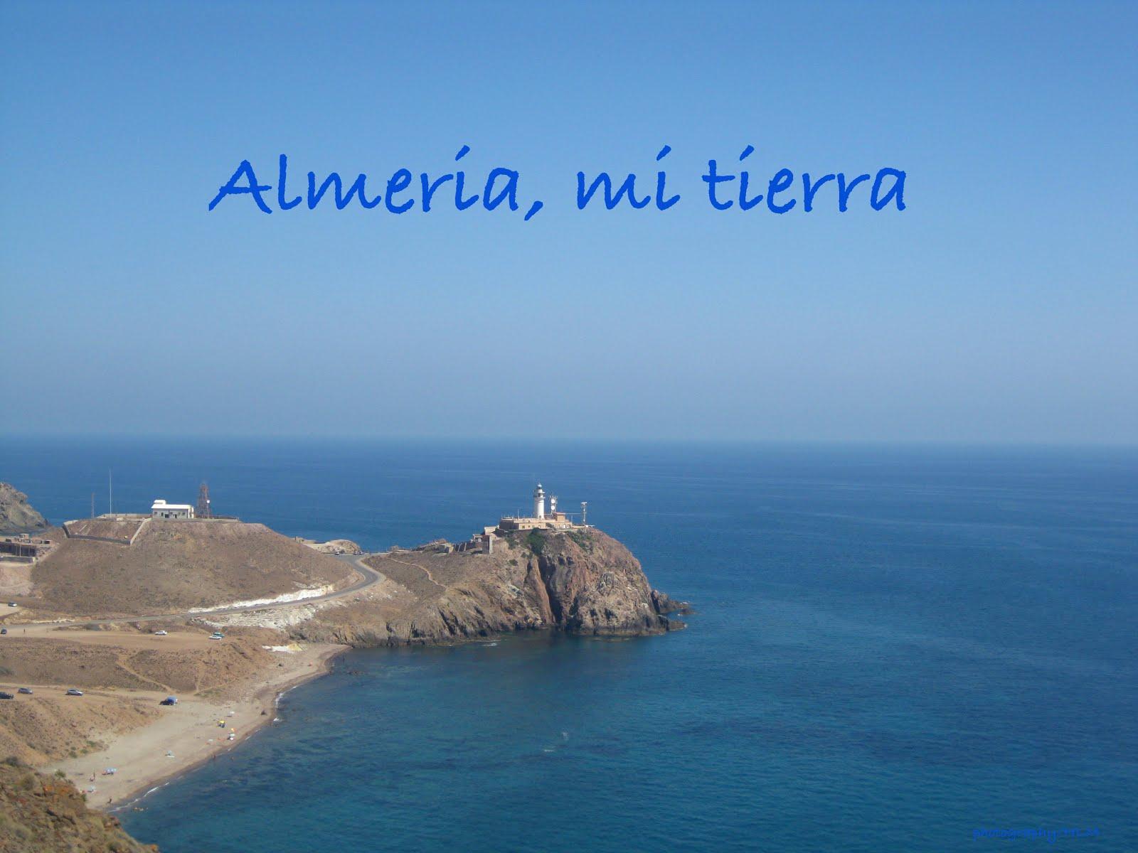 Almeria, Mi tierra