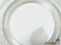 Tarta Ópera-disolviendo el azúcar