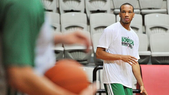 Health is the one thing in Avery Bradley's way
