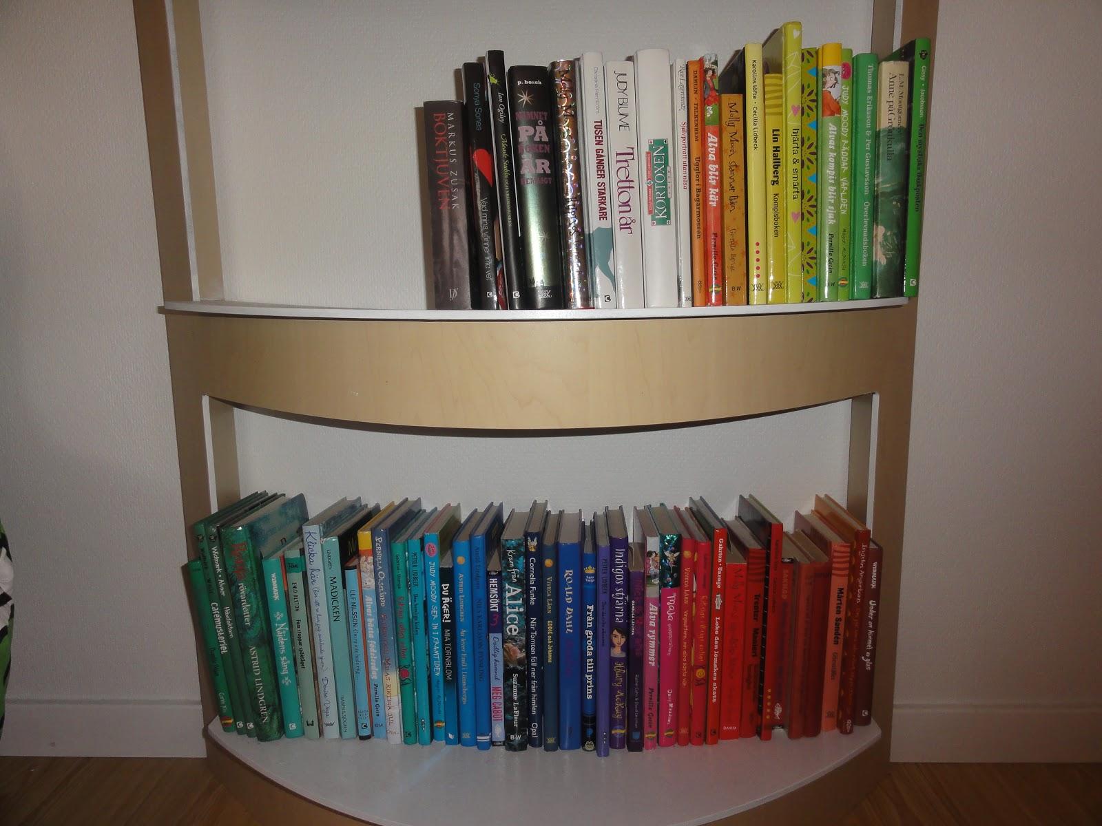 Bokugglan Min bokhylla Del 1