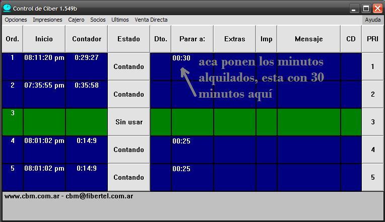 descargar ciber control 5.0 con crack