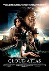 Carátula del DVD Cloud Atlas