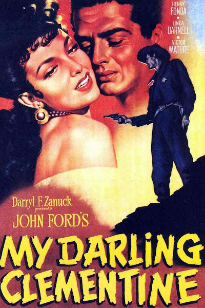 Watch My Darling Clementine (1946) Hollywood Movie Online | My Darling Clementine (1946) Hollywood Movie Poster