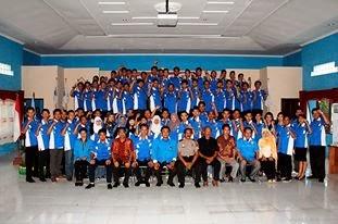 DPD KNPI Kota Palangka Raya 2012-2015