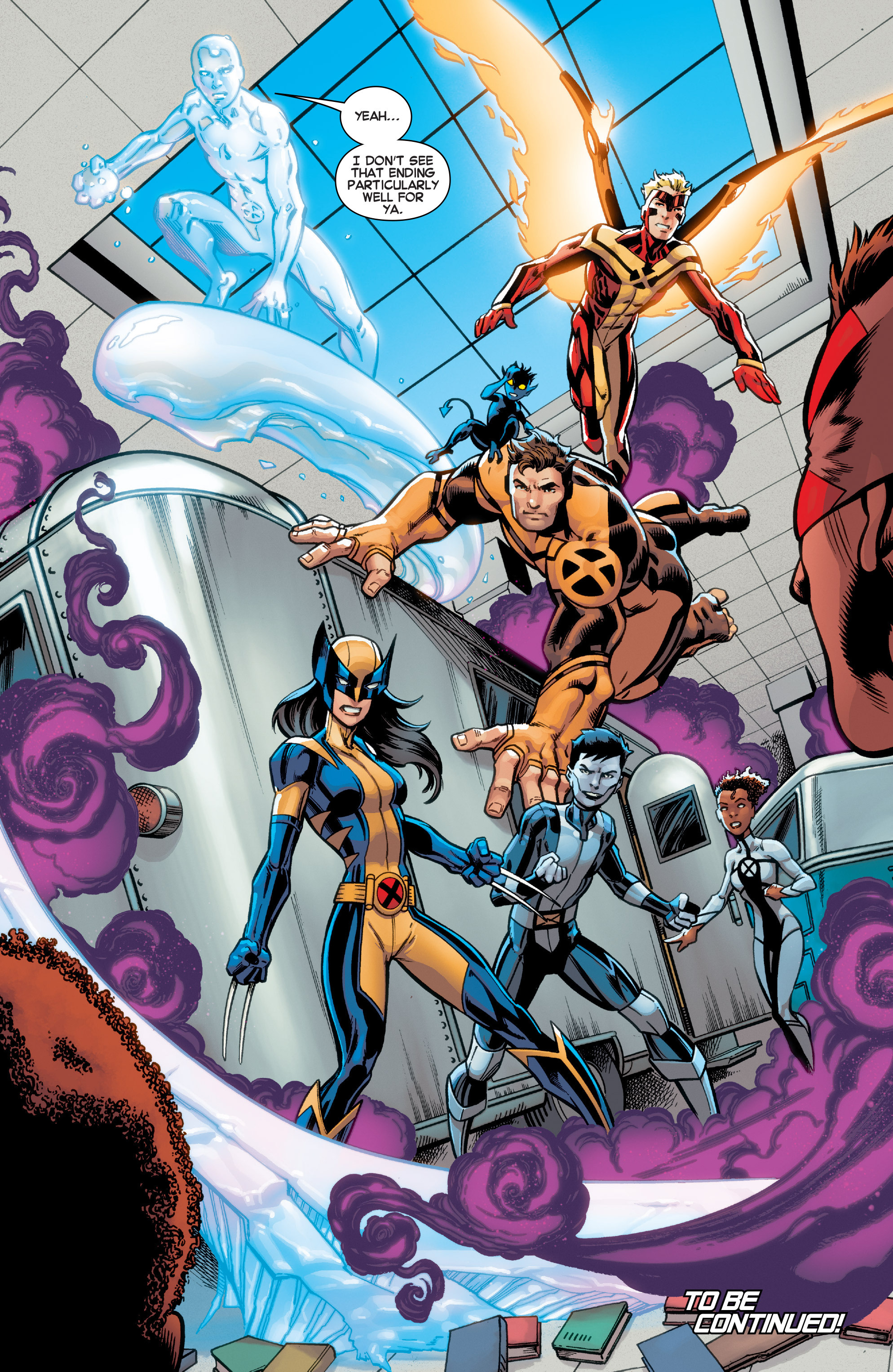 All-New X-Men (2016) Issue #1 #2 - English 23