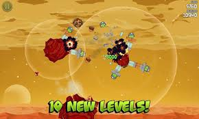 Angry Birds Space 1.4.0 Full