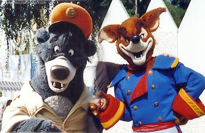 Talespin Baloo Don Karnage Disneyland Disney Afternoon Avenue