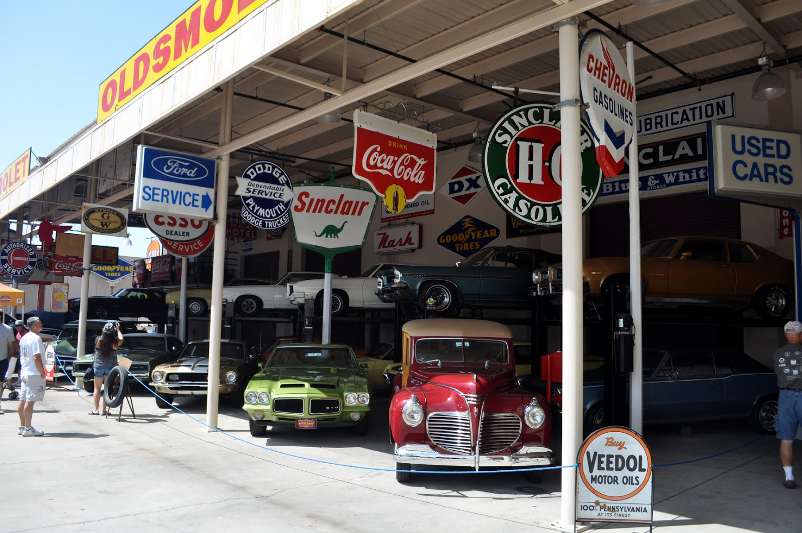 Garage Stuff For Guys : Just a car guy the surf city garage collection and