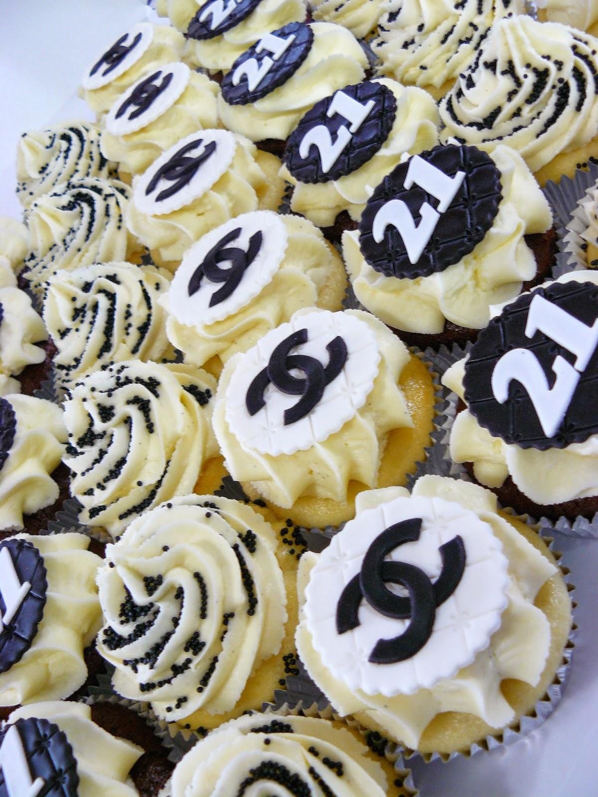 Chanel Cucakes