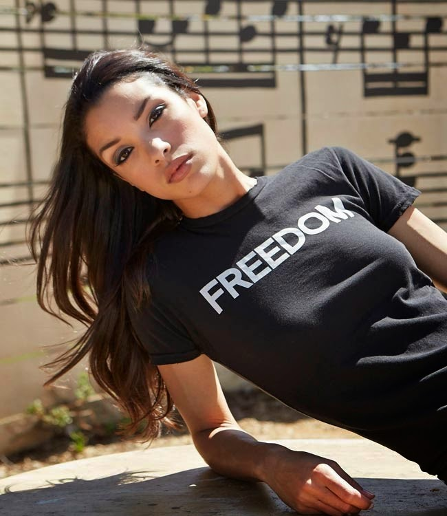 FM Fashion Music Freedom Tee