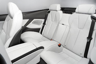 NEW BMW M6 SEATING