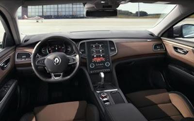 2016 Renault Talisman interior