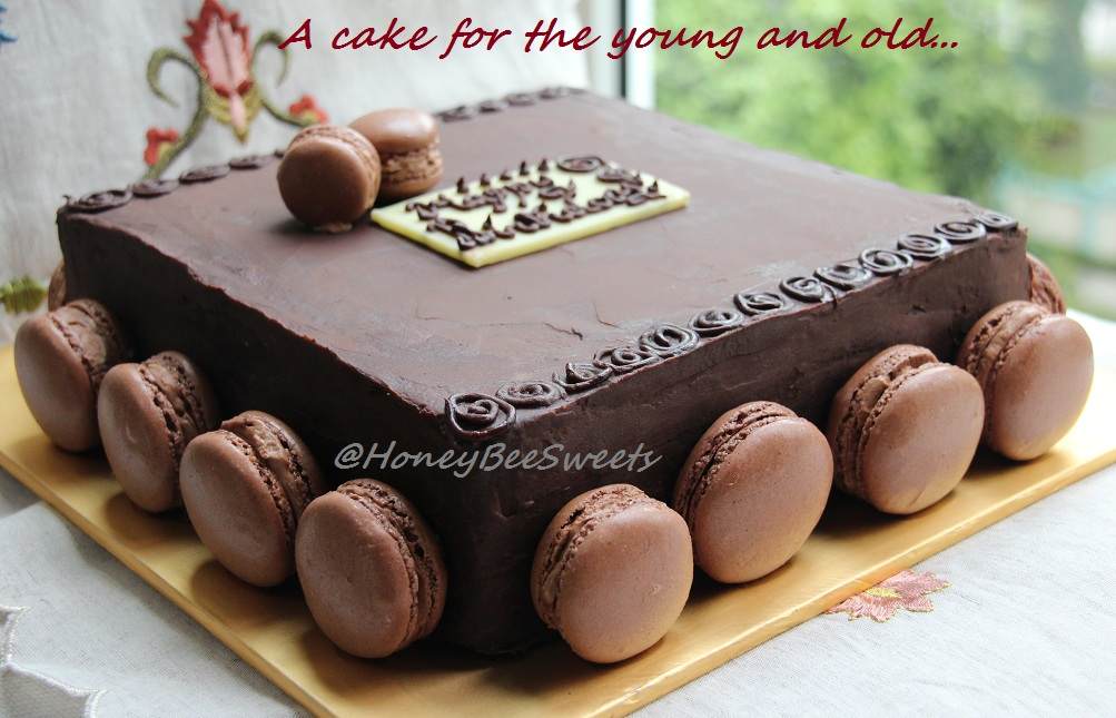 Chocolate Hazelnut Cake Recipe Singapore