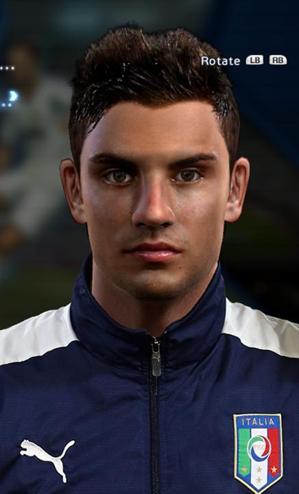 Francesco Bardi Face by Sony doni