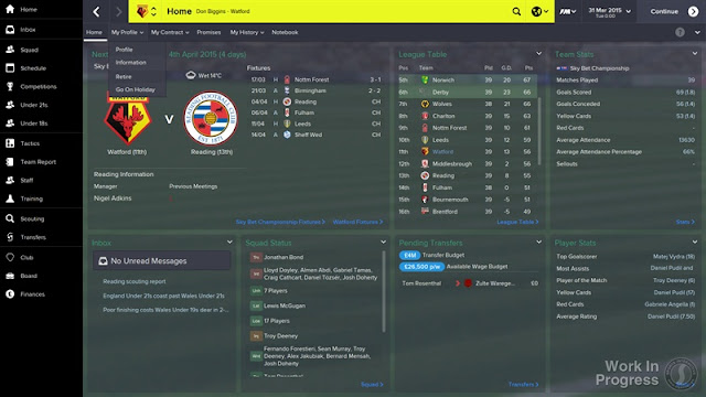 Football Manager 2015 PC Download Photo