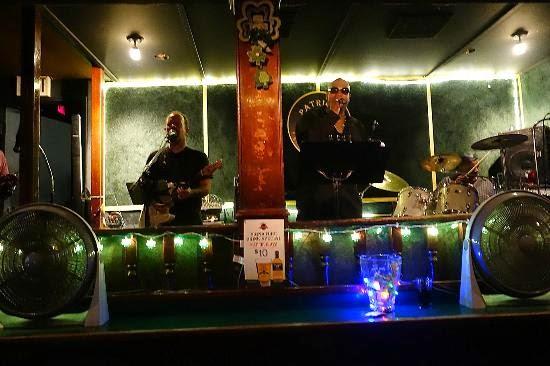Patrick Gaslamp Pub San Diego
