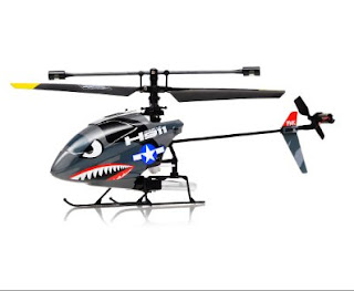 Best 4 Channel Fixed Pitch RC Helicopter