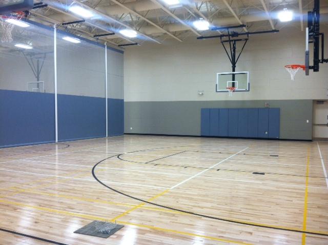 Spotlight On Plum Gar Community Recreation Center Grand