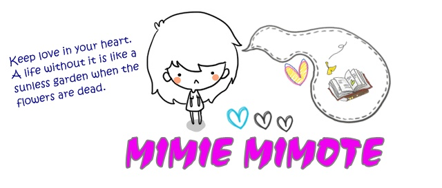 mimote mumbling :)