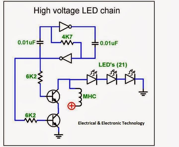 Led christmas lights circuit readingrat net on wiring diagram christmas lights Christmas LED Wire Diagram Christmas Tree Wiring-Diagram
